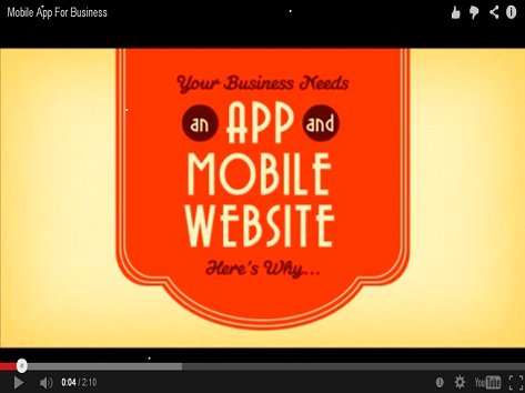 Your Business Needs An App